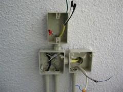 電気工事BOX