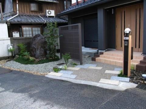今堅田N邸 完工 (1)