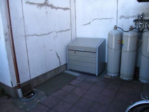 ゴミ箱完成設置 (3)