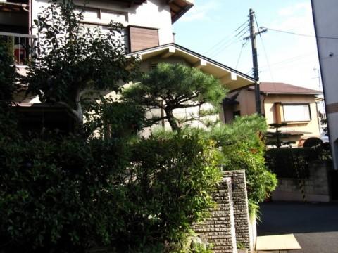 '16京都P邸施工前